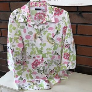 Ladies Blouse size 12, Kim Rogers, Great